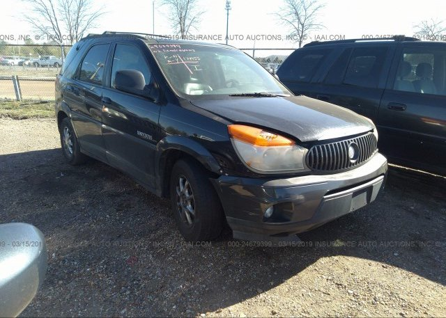 Inventory #616148024 2002 Buick RENDEZVOUS