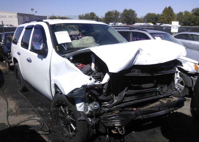 Inventory #159871363 2007 Chevrolet TAHOE