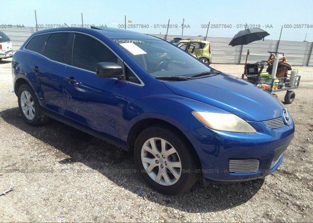 Inventory #743685949 2007 Mazda CX-7