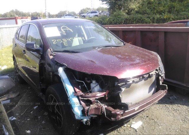 Inventory #202756539 2016 Honda CR-V