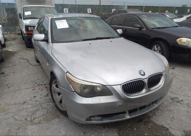 Inventory #347726709 2007 BMW 525
