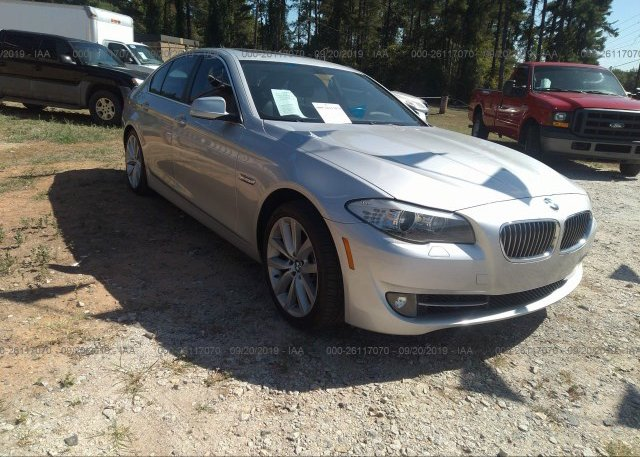 Inventory #852790437 2013 BMW 528