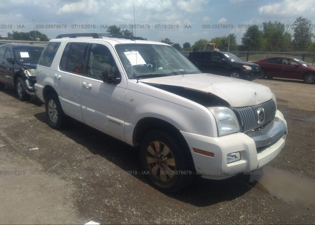 Inventory #240937870 2009 Mercury MOUNTAINEER