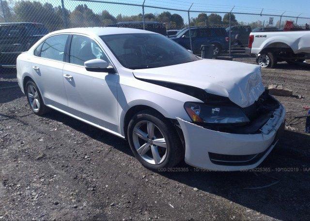 Inventory #560180394 2015 Volkswagen PASSAT