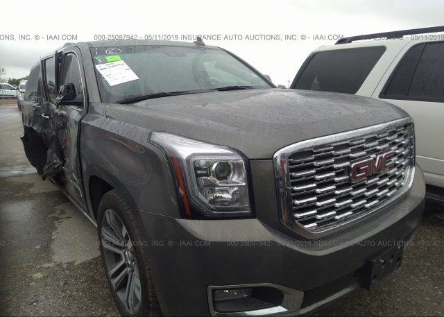 Inventory #581296467 2018 GMC YUKON XL