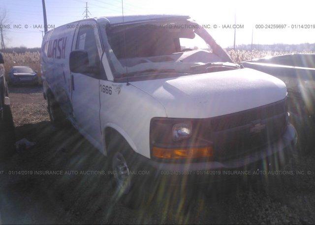 Inventory #992325247 2011 Chevrolet EXPRESS G2500