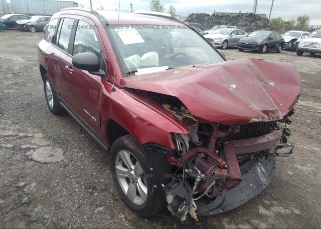 Inventory #822445646 2017 JEEP COMPASS