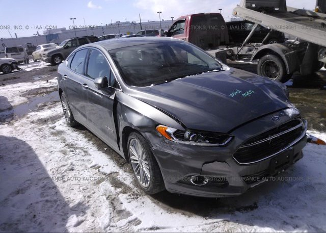 Inventory #284068902 2014 FORD FUSION