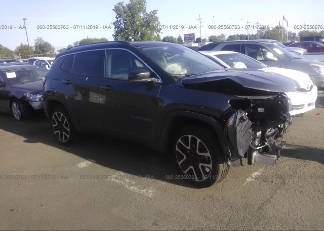 Inventory #724905055 2018 JEEP COMPASS