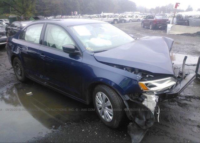 Inventory #757584429 2014 Volkswagen JETTA