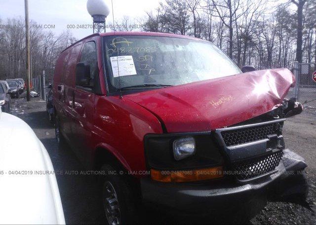 Inventory #118115029 2011 Chevrolet EXPRESS G3500
