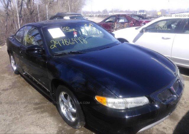 Inventory #162978181 2001 Pontiac GRAND PRIX