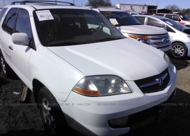 Inventory #515558443 2002 Acura MDX