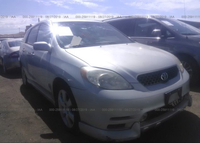 Inventory #208499410 2003 Toyota COROLLA MATRIX