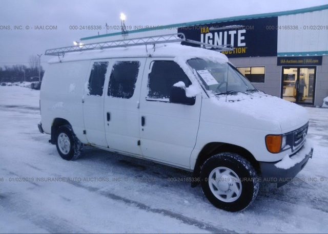 Inventory #238239615 2007 FORD ECONOLINE