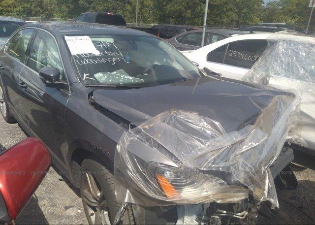 Inventory #970941414 2014 Volkswagen PASSAT