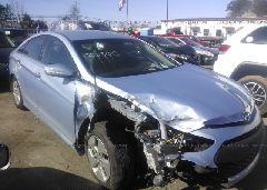 2011 Hyundai SONATA