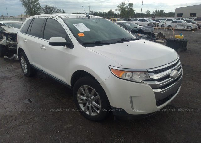 Inventory #242103519 2012 FORD EDGE
