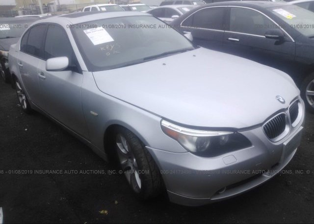 Inventory #384195860 2007 BMW 550