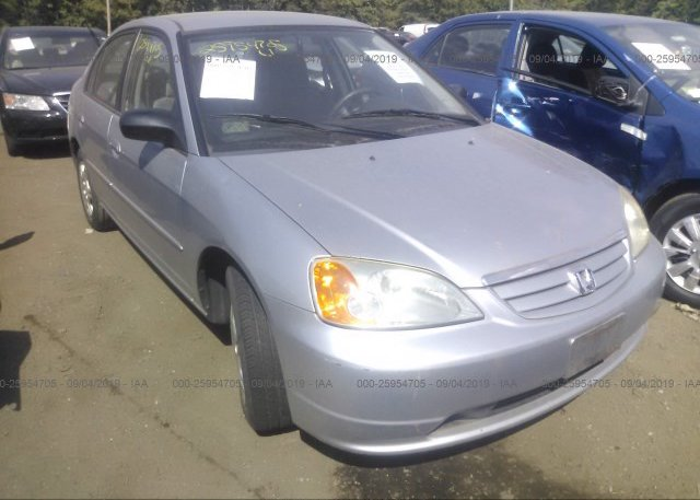 Inventory #903007317 2002 Honda CIVIC