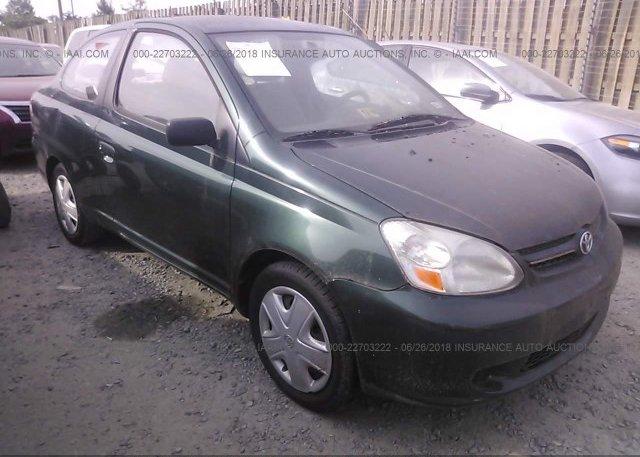 Inventory #328707635 2004 Toyota ECHO