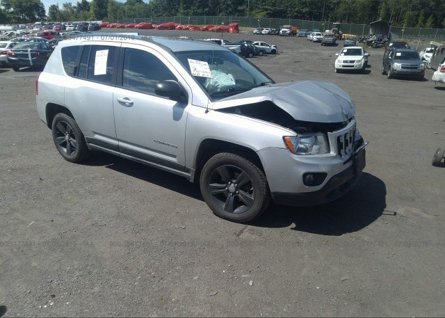 Inventory #411244398 2012 JEEP COMPASS