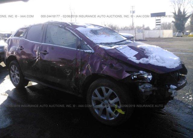 Inventory #291072136 2008 Mazda CX-7