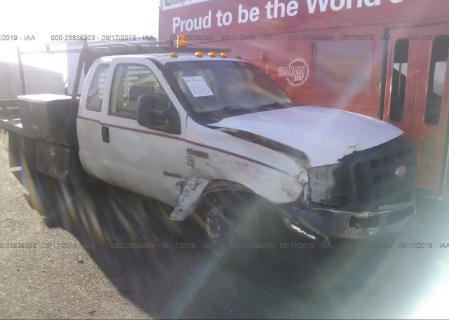 Inventory #260057700 2006 FORD F450