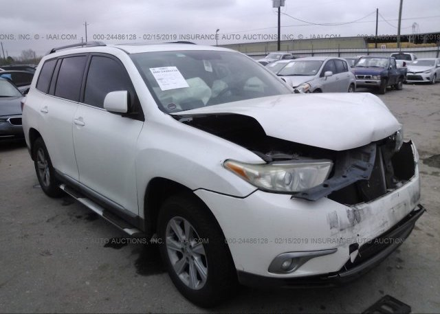 Inventory #696343289 2011 Toyota HIGHLANDER