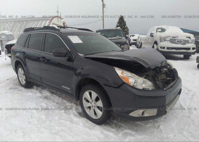 Inventory #768888713 2010 Subaru OUTBACK