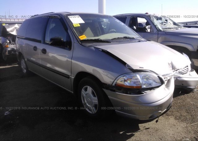 Inventory #606022816 2002 FORD WINDSTAR