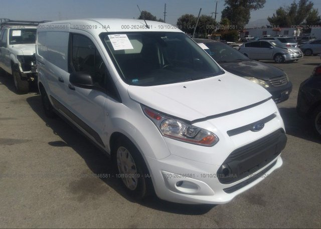 Inventory #222437193 2018 FORD TRANSIT CONNECT