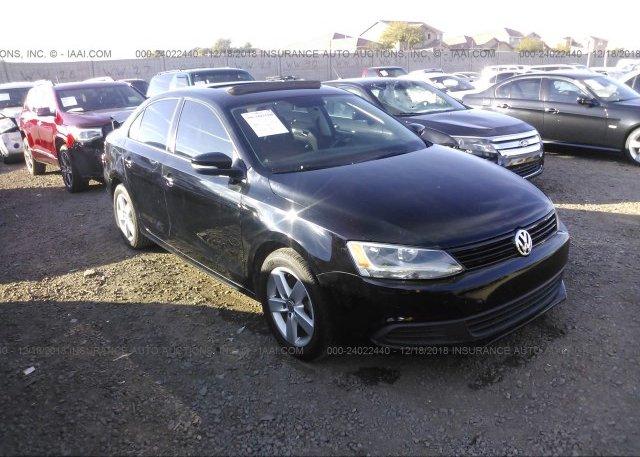 Inventory #672073432 2011 Volkswagen JETTA