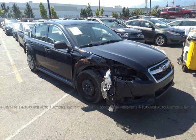 Inventory #364700365 2013 Subaru LEGACY