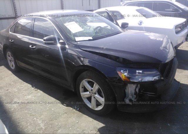 Inventory #515333086 2013 Volkswagen PASSAT