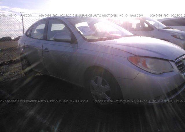 Inventory #425562813 2007 Hyundai ELANTRA