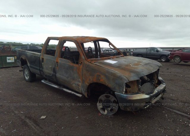 Inventory #544749970 2004 FORD F350