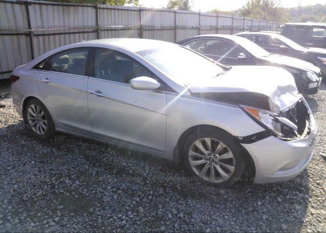 Inventory #156769549 2012 Hyundai SONATA