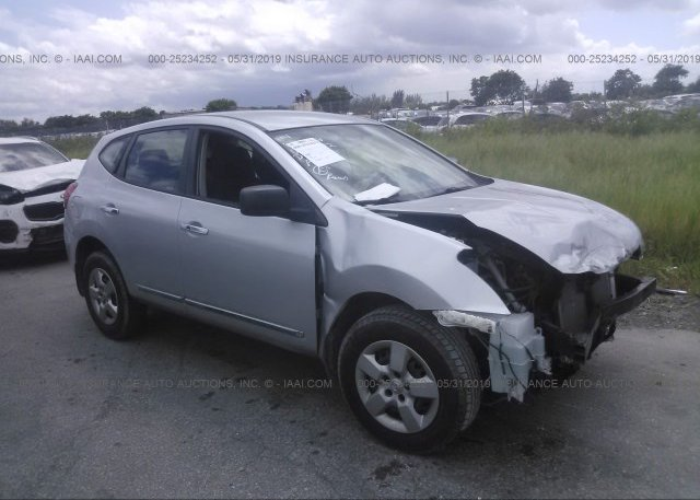 Inventory #670486564 2014 Nissan ROGUE SELECT