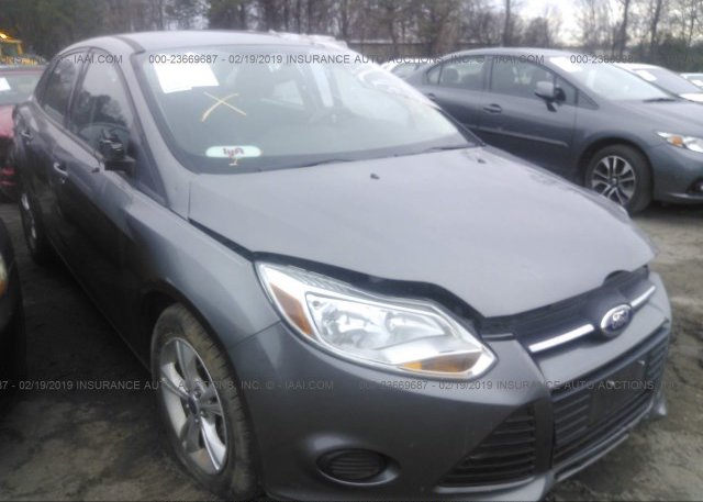 Inventory #706229403 2014 FORD FOCUS