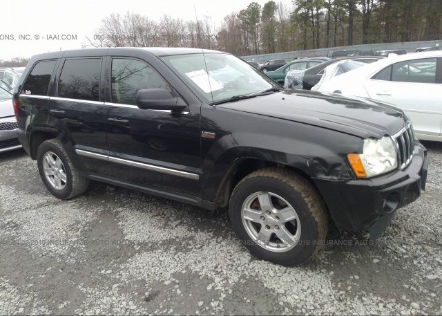 Inventory #860101205 2005 JEEP GRAND CHEROKEE