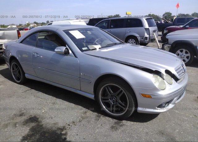 Inventory #165121339 2005 Mercedes-benz CL