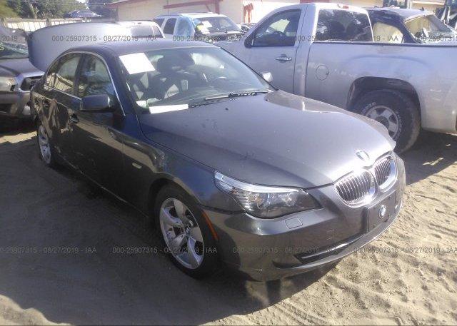 Inventory #498747467 2008 BMW 528