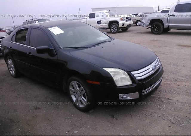 Inventory #785822121 2007 FORD FUSION