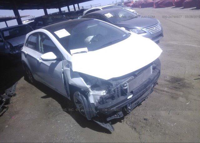 Inventory #235492473 2014 Hyundai ELANTRA GT
