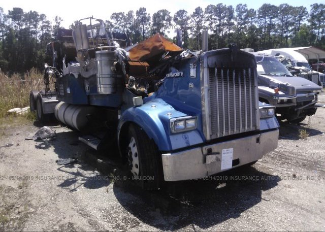 Inventory #154686801 2005 KENWORTH CONSTRUCTION