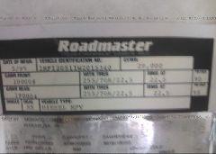 1998 ROADMASTER RAIL DYANASTER - 1RF120511W2015340 engine view