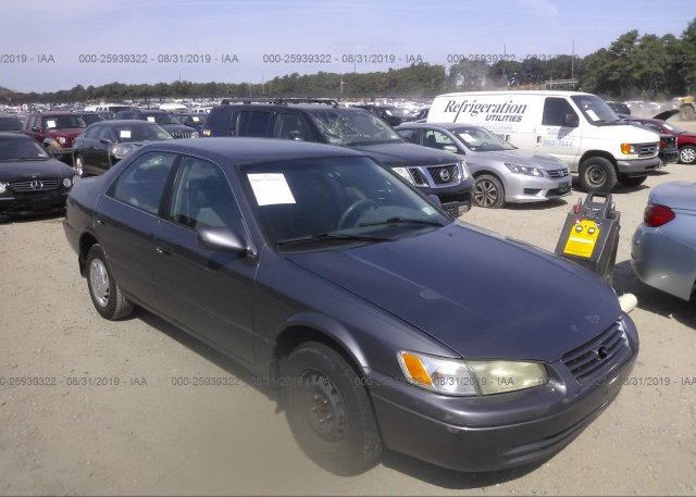 Inventory #520723829 1999 Toyota CAMRY