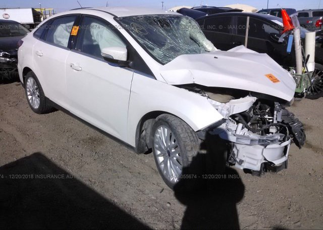 Inventory #840847132 2016 FORD FOCUS