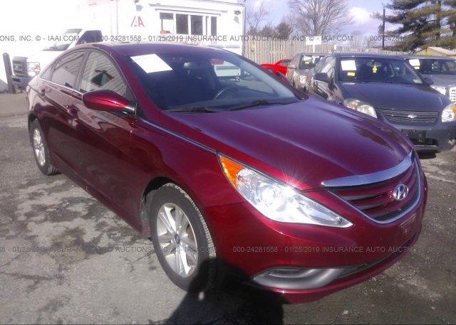 Inventory #951451466 2014 Hyundai SONATA